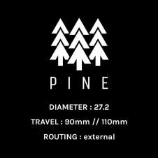 PNW Components Pine 27.2mm Dropper Post