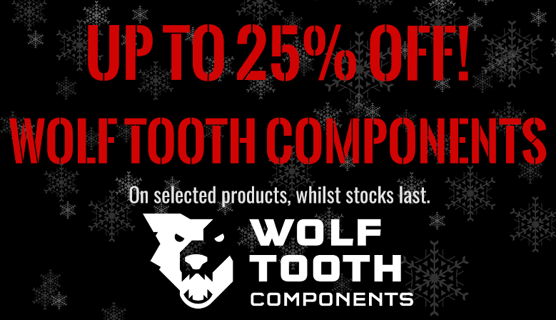 Wolf Tooth Components Savings